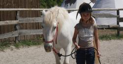 je TEDuque 35 au Centre Equestre de Châteaubourg